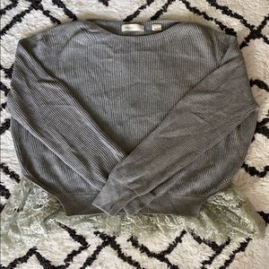 Anthropologie Lace Sweater │ Size Large │